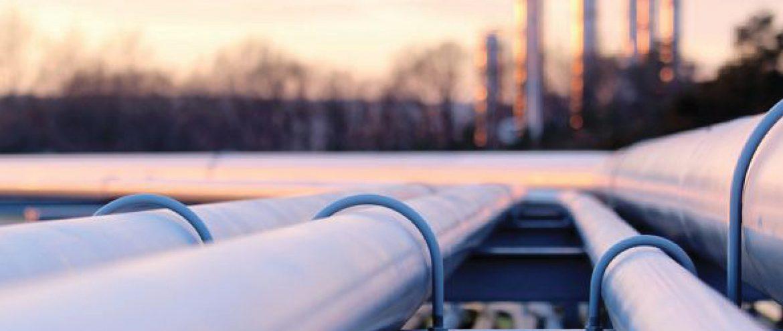 Oleodutos que levam os combustíveis do produtor até os postos de combustíveis. Fonte: Reprodução)