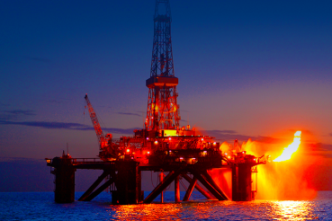 Quantas plataformas de petróleo temos no Brasil?