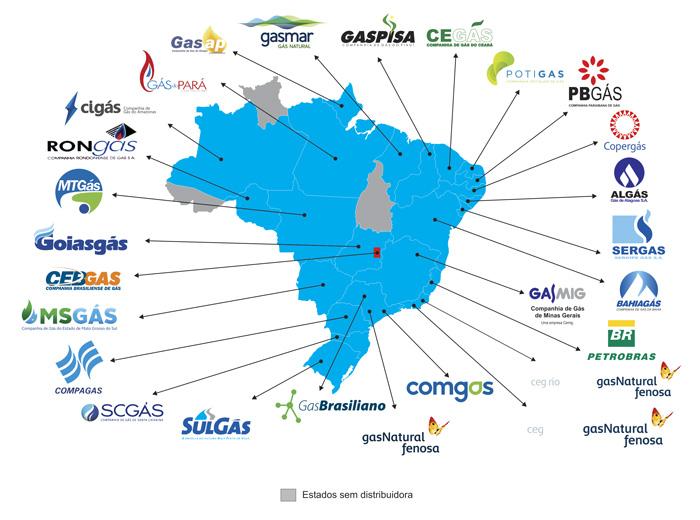 Quantos quilômetros de dutos temos no Brasil?