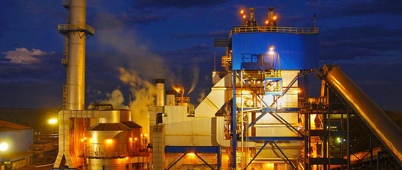 Quantas usinas geradoras de energia temos no Brasil?