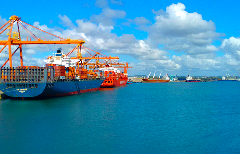 Quantos portos temos no Brasil?